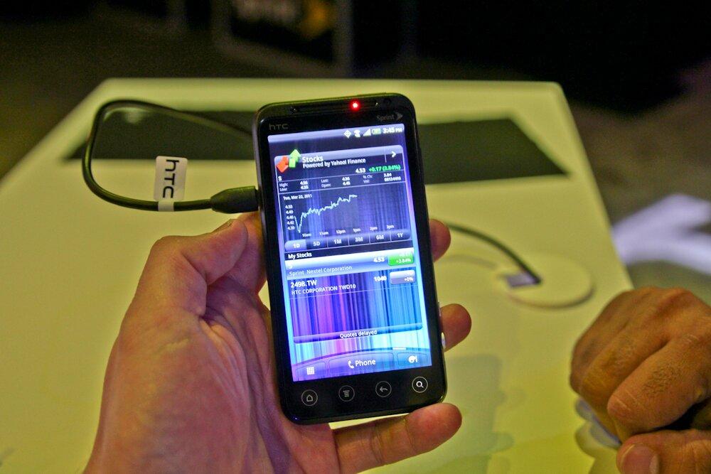 HTC Sense UI update main