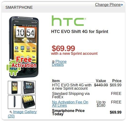 Sprint-Evo-Shift-4G-RadioShack