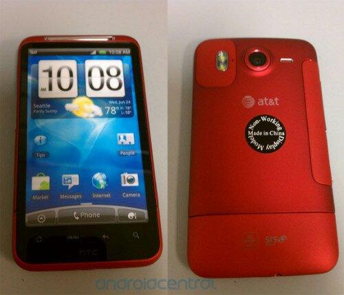HTC inspire 4g radioshack