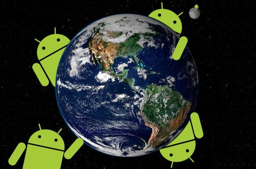500000 Android smartphones activated daily
