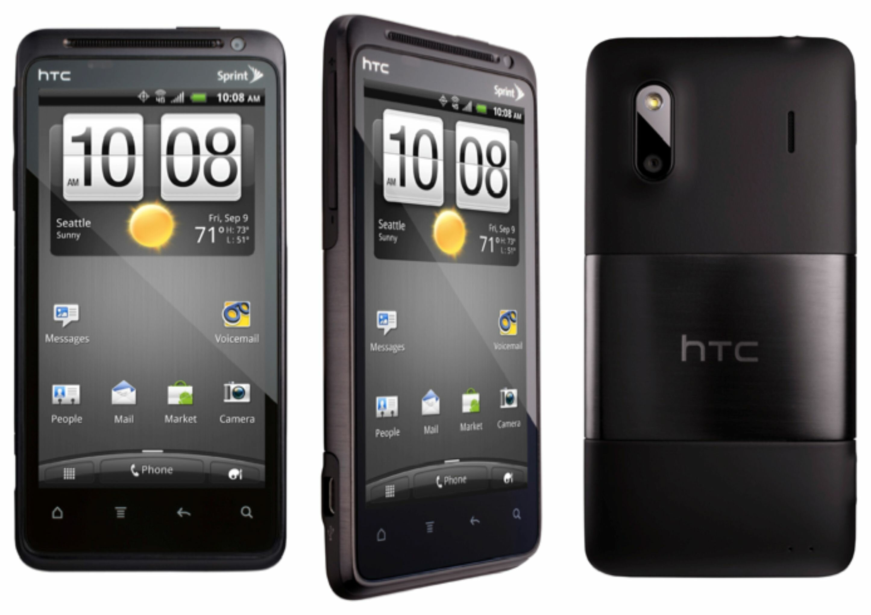 HTC Evo Design 4G]