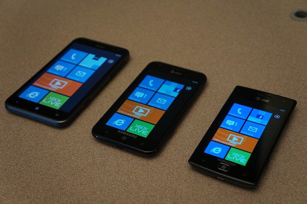 HTC Titan AT&T 4