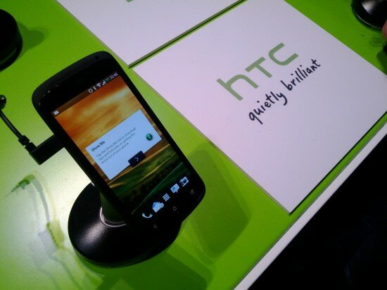 HTC One S passed FCC