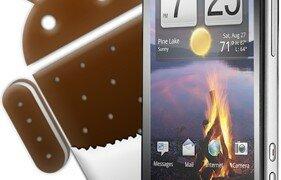 HTC Amaze 4G ICS