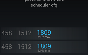 HTC One X overclocked at 1.8GHz