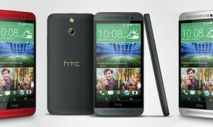 Get HTC One E8 at a contract of $100 from Sprint